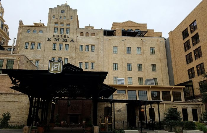 Hotel Emma and the History Behind this Landmark