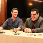 Exclusive Beauty And The Beast Interview Josh Gad and Luke Evans