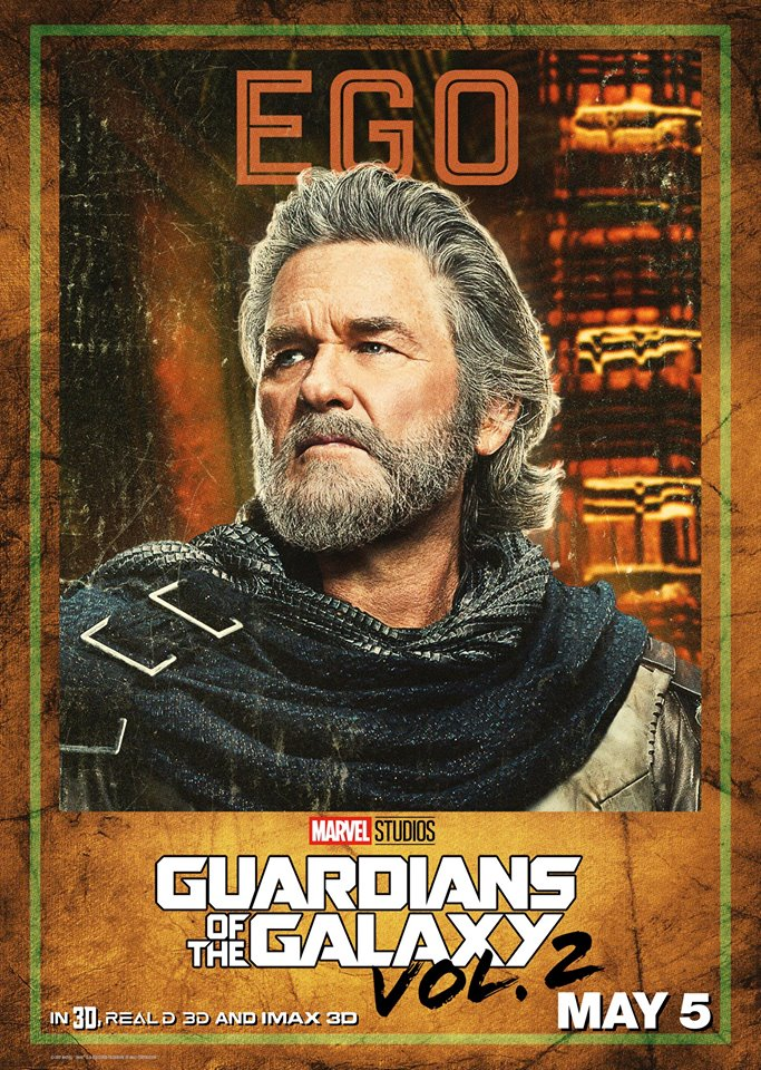 Kurt Russell as J'son Poster