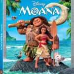 Moana is now on Blu-ray & DVD