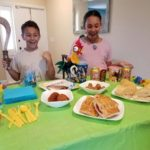 Moana Inspired Family Fun