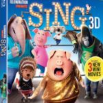 Sing Blu-Ray Prize Pack Giveaway (Fl Residents)