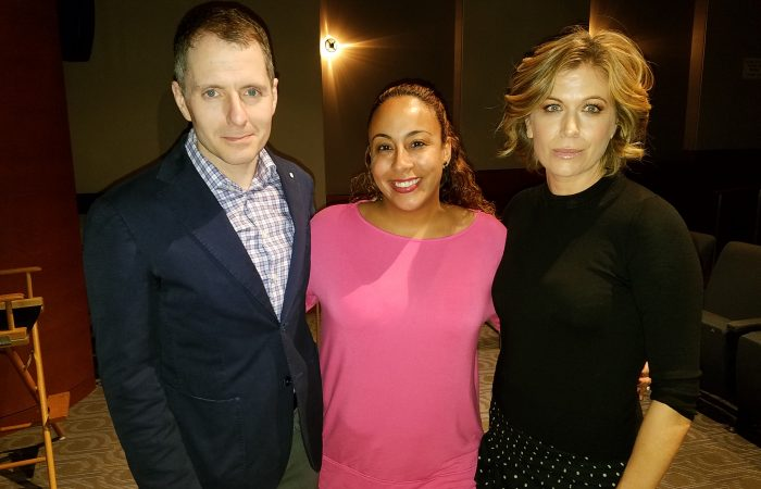 The Catch Interview with Sonya Walger and Allan Heinberg