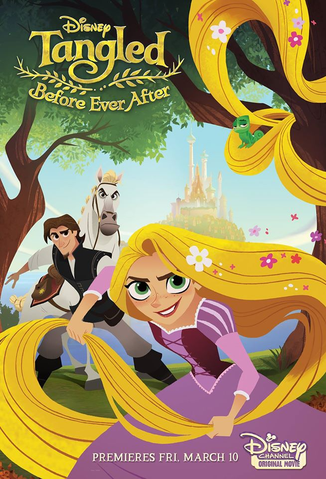Tangled Before Ever After