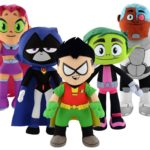 Teen Titans GO! Bleacher Creatures Giveaway
