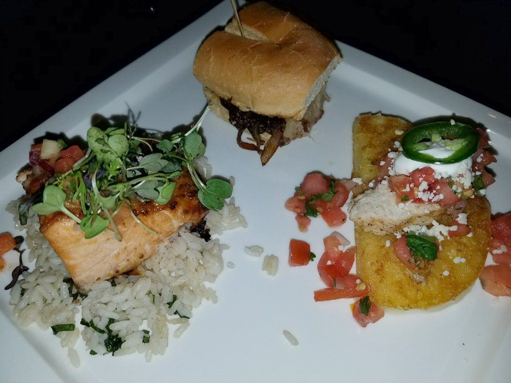Waterstone Rum Bar & Grill Menu Items