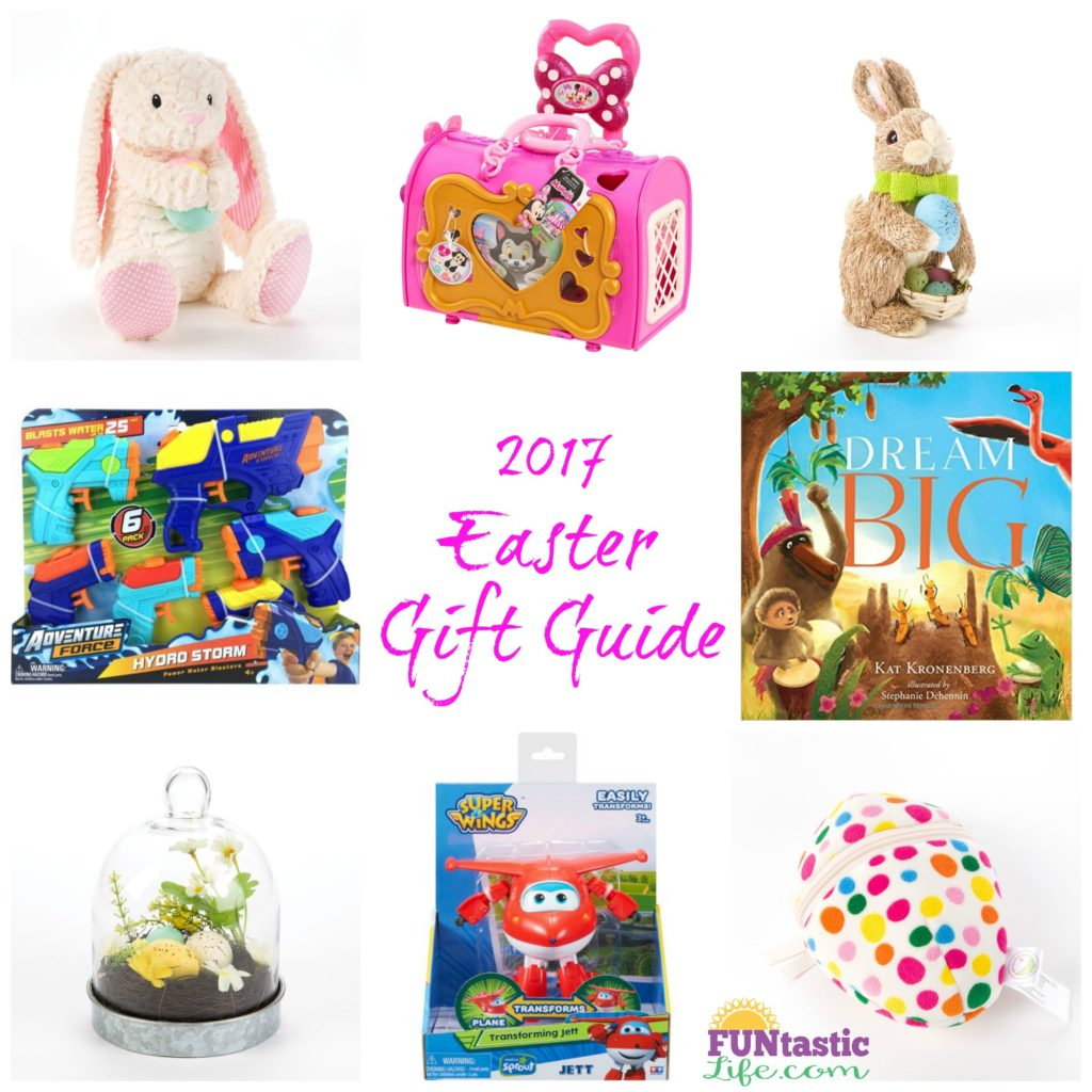 2017 Easter Gift Guide Collage