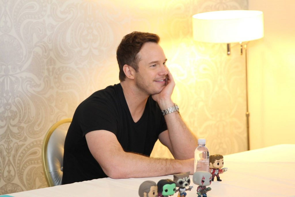 Chris Pratt Guardians of the Galaxy Vol 2 Interview