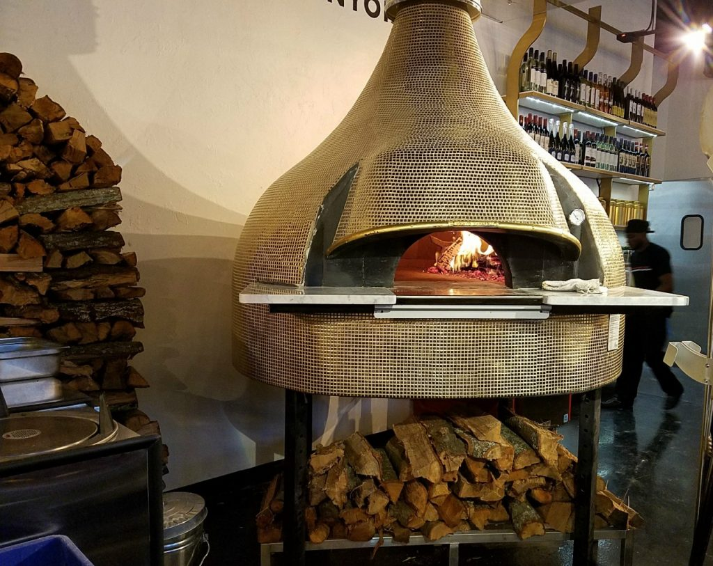 MidiCi Wood Burning Oven