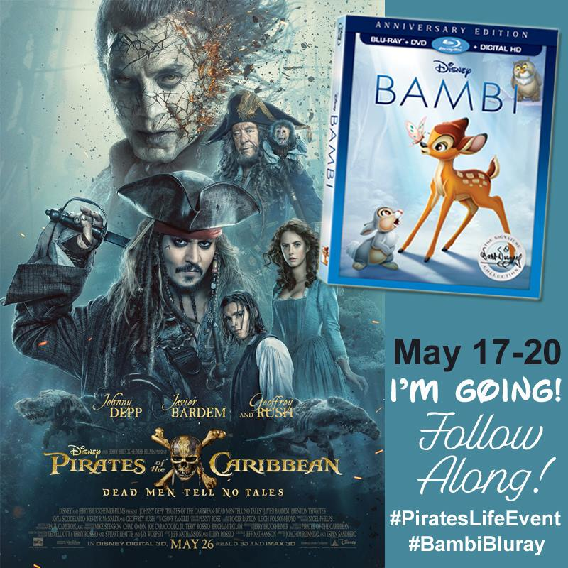 #PiratesLifeEvent Image