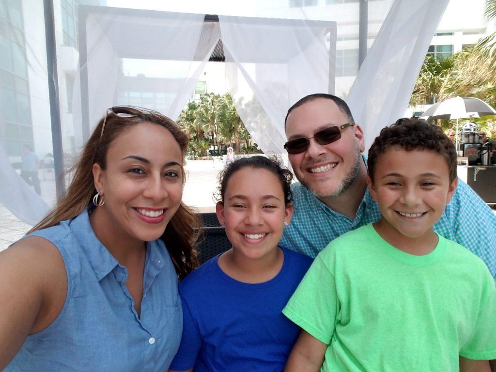 The Fernandez Family