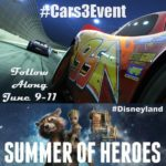 I'm Racing Over To LA for some Cars 3 Adventures