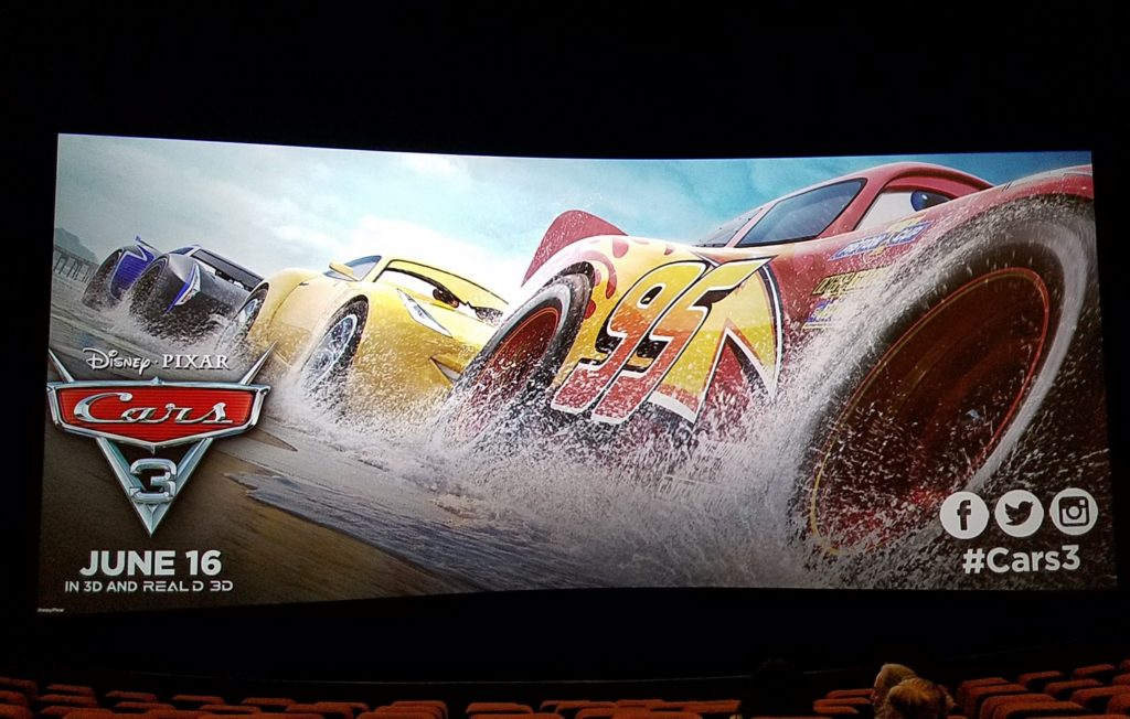 Cars 3 Screening