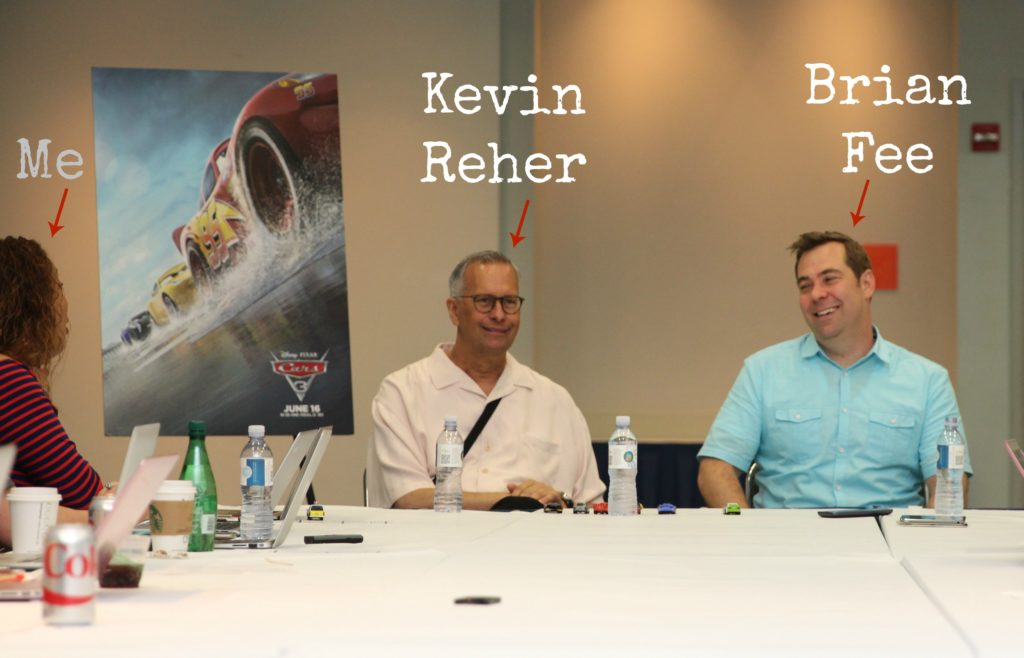 Interviewing Director Brian Fee & Producer Kevin Reher