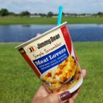 Enjoy Breakfast On The Go with Jimmy Dean Simple Scrambles
