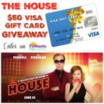The House $50 Visa Gift Card Giveaway