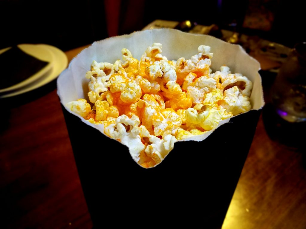 The Tuck Room - Popcorn of the Day