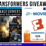 Transformers Prize Pack Giveaway