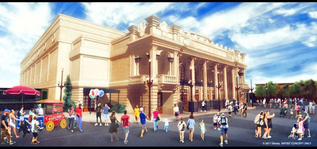 Disney World Theater