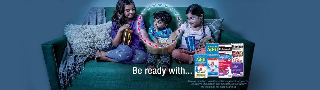 Pfizer Pediatrics Products