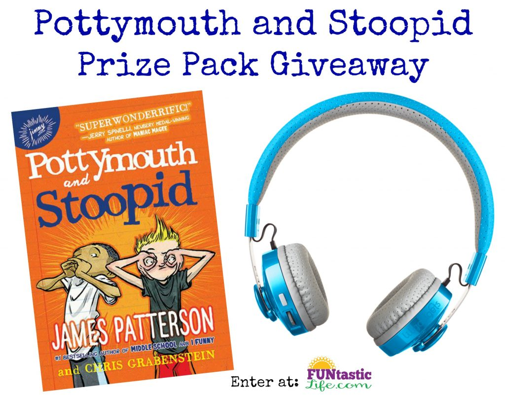 Pottymouth and Stoopid Prize Pack Giveaway