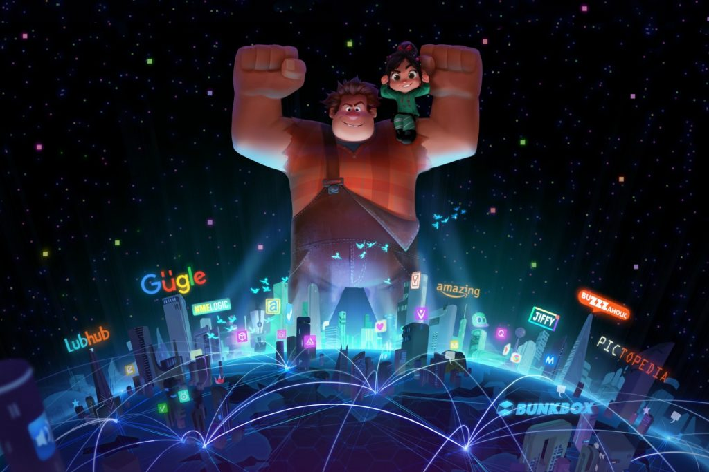 Ralph Breaks the Internet - Wreck-It Ralph 2 Image