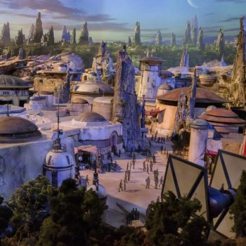 Disney Parks and Resorts D23 Expo Panel Highlights (2017)