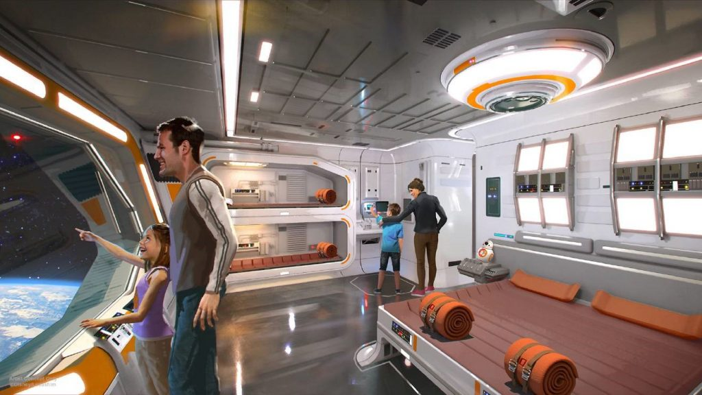 Star Wars Immersive Resort