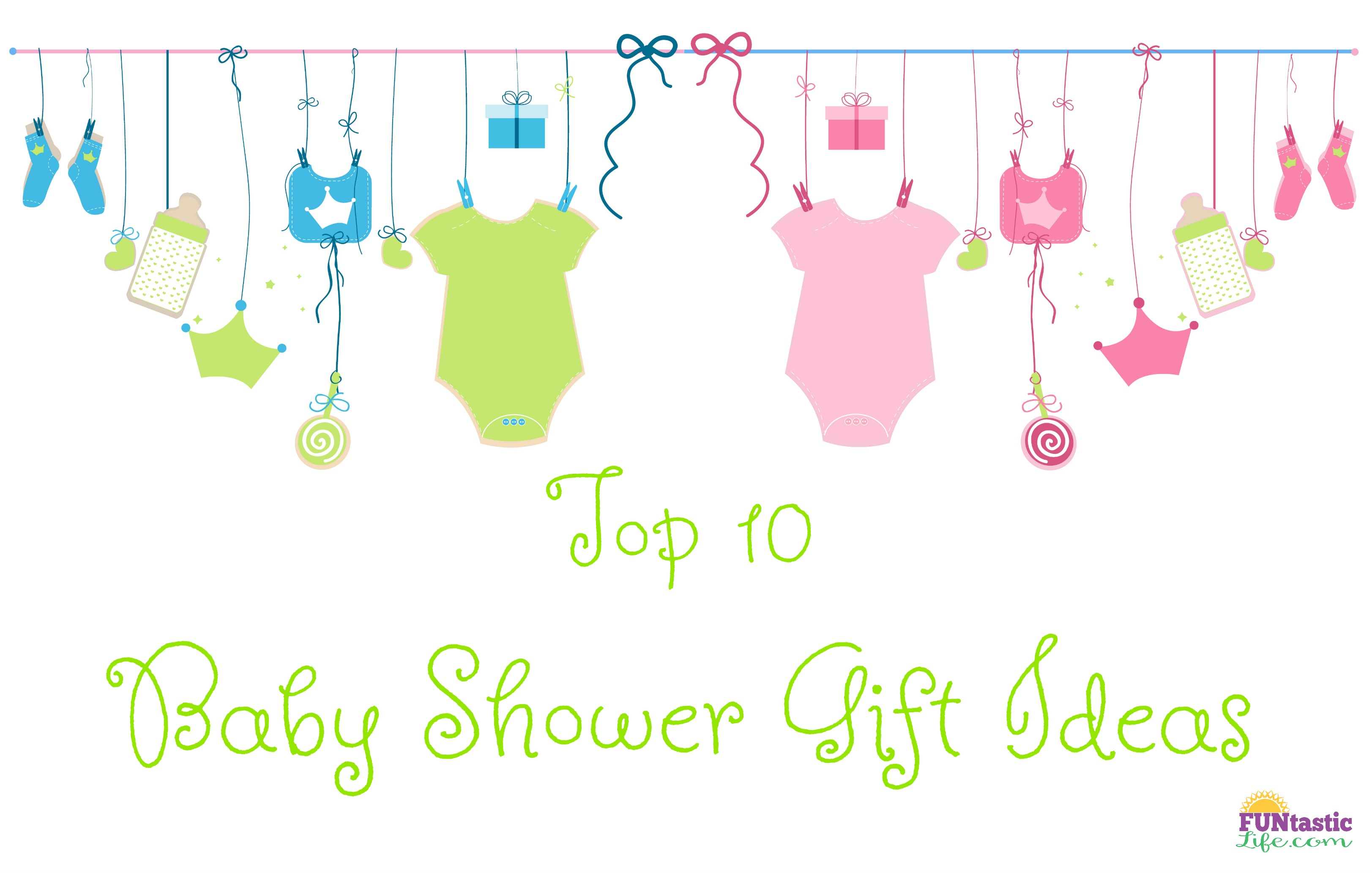 10 Baby Shower Gift Ideas Funtastic Life