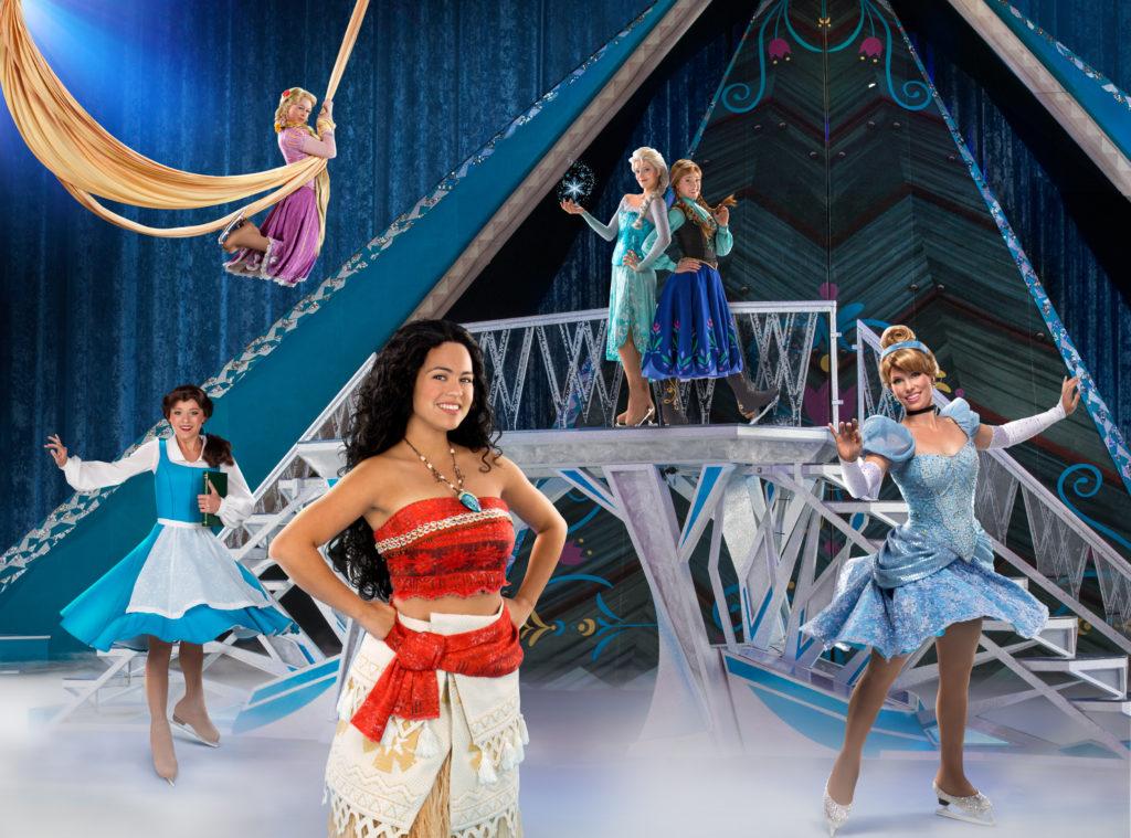 Disney On Ice presents Dare to Dream Princesses
