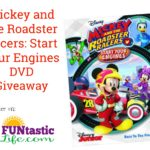 Mickey and the Roadster Racers: Start Your Engines DVD Giveaway