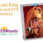 The Lion King Blu-ray and DVD joins the Walt Disney Signature Collection (+ Giveaway)