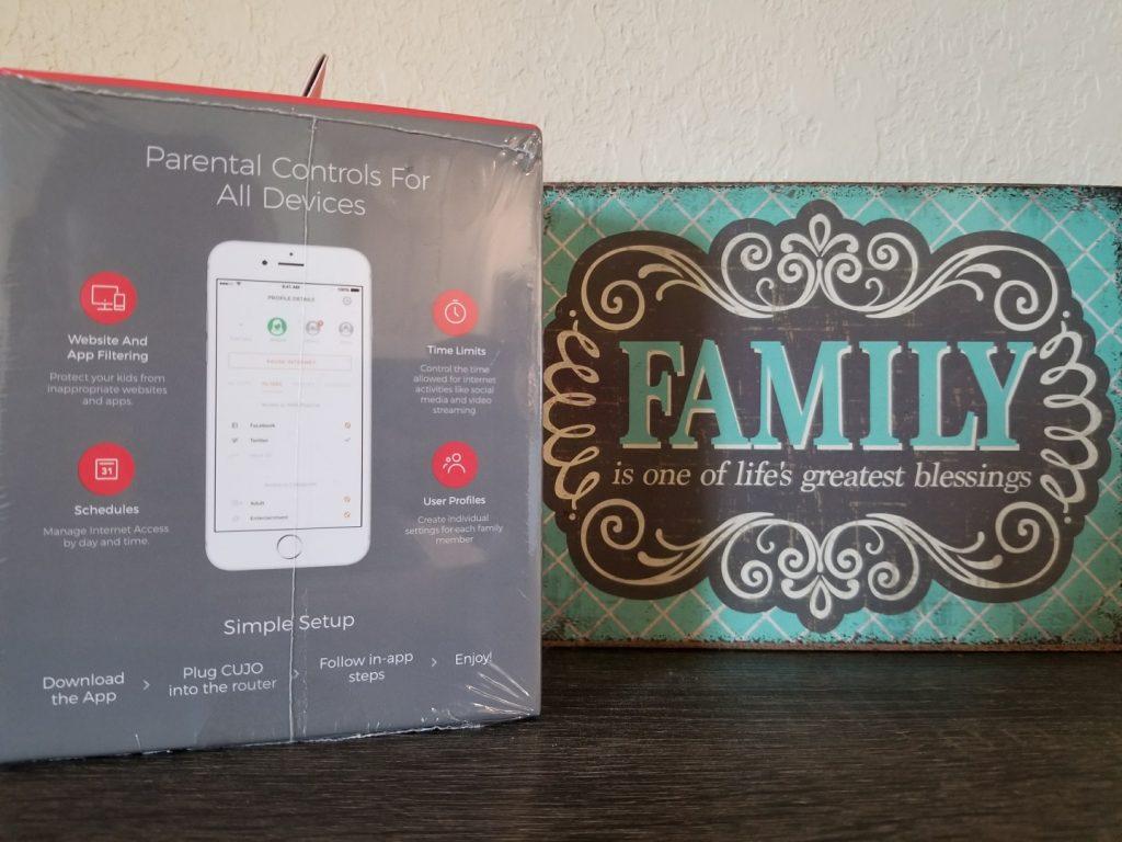 CUJO Smart Firewall Parental Controls