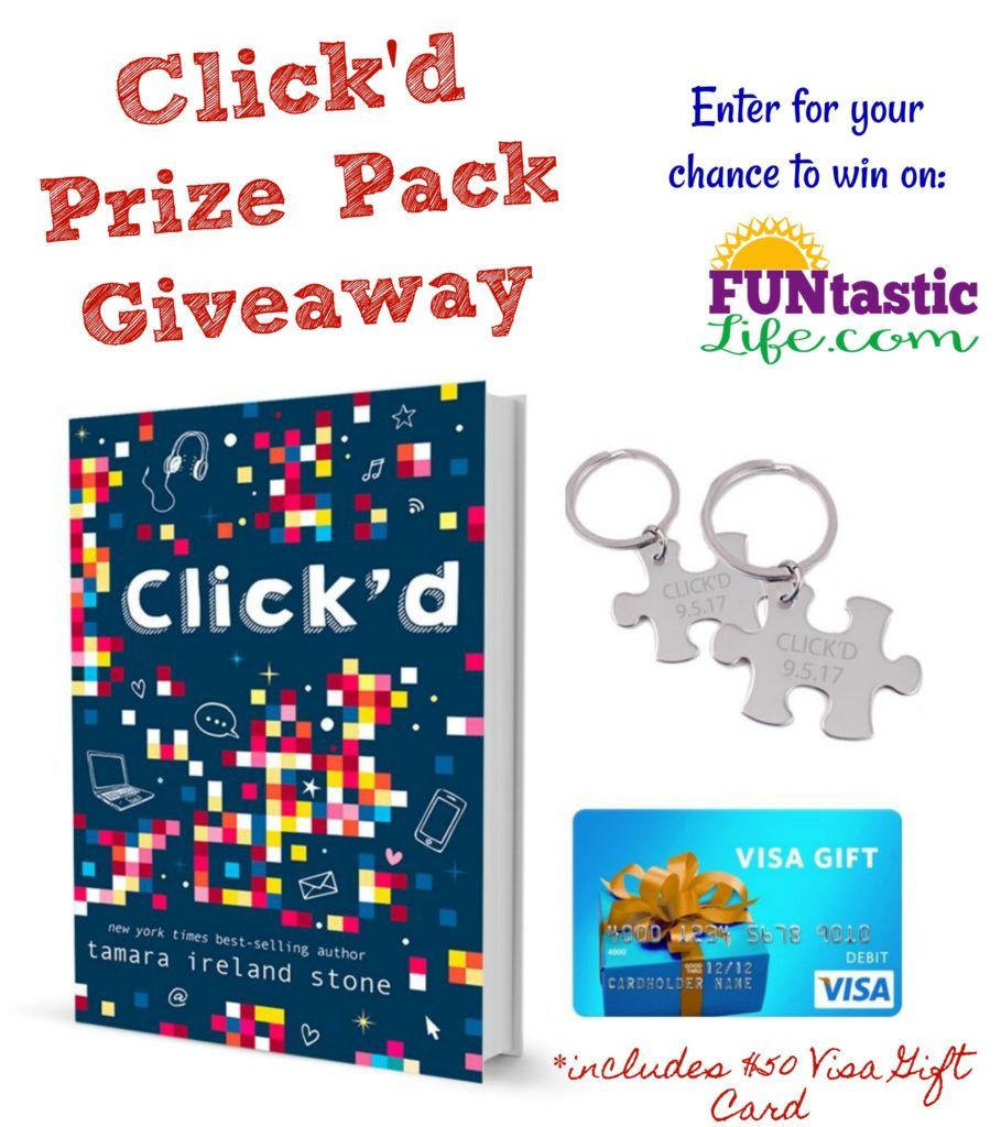 Click'd Prize Pack Giveaway