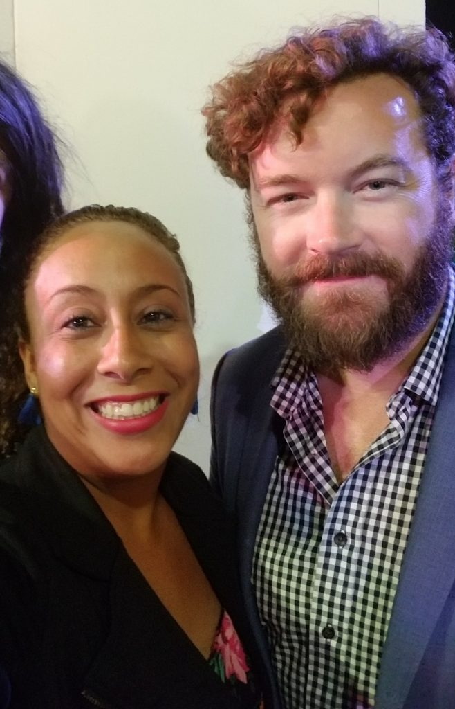 Danny Masterson and Leanette Fernandez