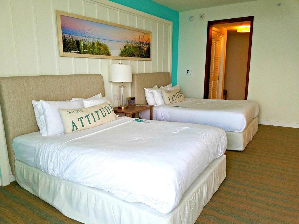 Hollywood Margaritaville Beach Resort Room