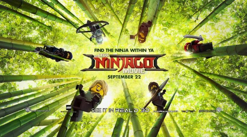 LEGO Ninjago Banner