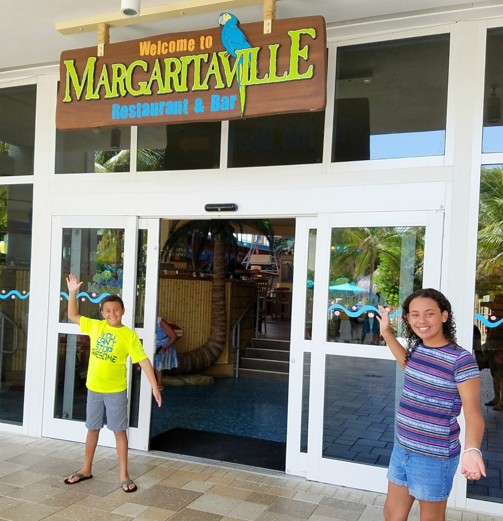 Margaritaville Restaurant and bar