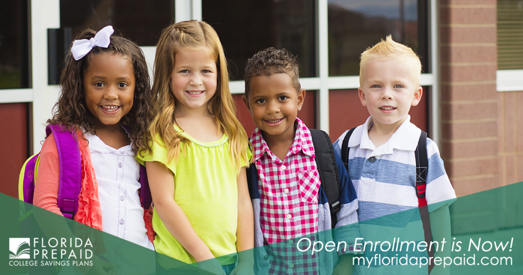 2017 Florida Prepaid College Plans Open Enrollment
