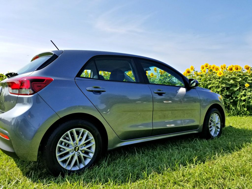 2018 Kia Rio by sunflower patch R
