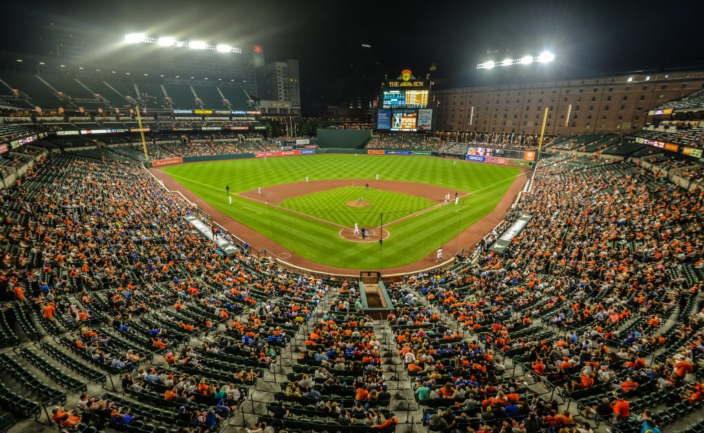 Baltimore Baseball Game