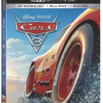 Enjoy all the Cars 3 Bonus Features on Blu-Ray and DVD
