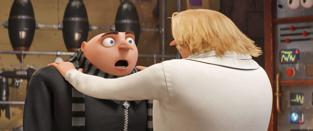 Despicable Me 3 Movie Image