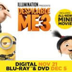 Bring Despicable Me 3 Special Edition Home on Digital, Blu-ray and DVD