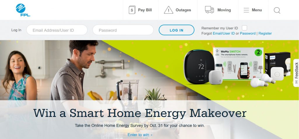Smart Home Energy Makeover Sweepstakes