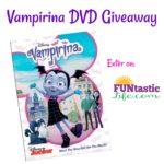 Vampirina DVD Giveaway