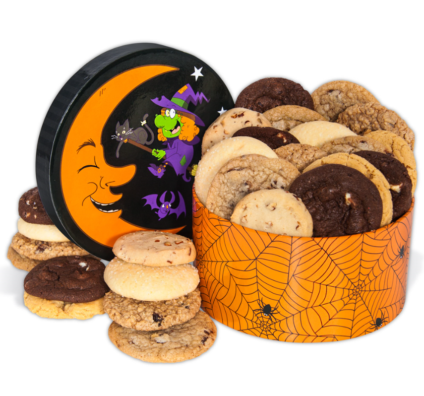 Witch's Kitchen Cookie Gift Box