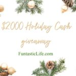$2000 Holiday Cash Giveaway