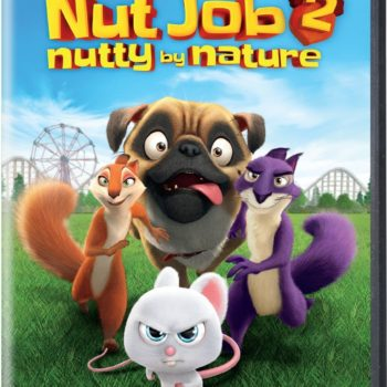 The Nut Job 2: Nutty By Nature Is Now On Blu-Ray & DVD