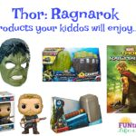 5 Thor: Ragnarok Items Your Child(ren) Will Enjoy